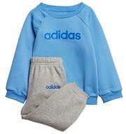 set adidas sport inspired linear fleece jogger set mple gkri 80 cm photo