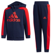 forma adidas performance graphic hoodie set mple skoyro photo