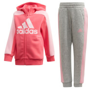 forma adidas performance graphic hoodie set gkri roz 116 cm photo