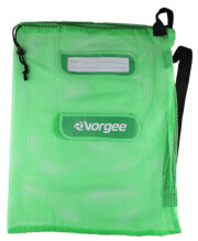 sakidio vorgee mesh equipment bag prasino photo