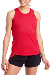 fanelaki saucony stopwatch singlet kokkino photo