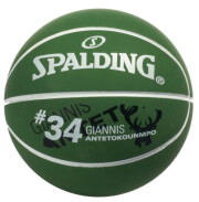 mpalaki spalding nba high bounce spaldeen ball g antetokounmpo prasino photo