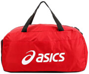 tsanta asics sports bag medium kokkini photo