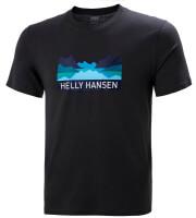 mployza helly hansen nord graphic t shirt anthraki photo