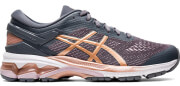 papoytsi asics gel kayano 26 anthraki xrysafi usa 95 eu 415 photo