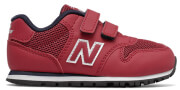 papoytsi new balance classics infant 500 kokkino photo