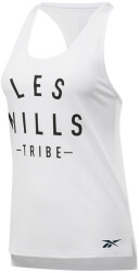 fanelaki reebok sport les mills supremium graphic tank top leyko photo