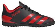 papoytsi adidas performance predator 204 tf junior mayro kokkino uk 45 eu 37 1 3 photo