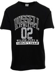 mployza russell athletic track field s s crewneck tee mayri xxl photo