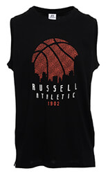 fanelaki russell athletic basket ball skyline singlet mayro photo