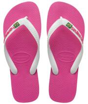 sagionara havaianas brasil logo roz photo