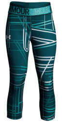kolan 3 4 under armour heatgear armour printed capris prasino photo