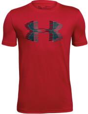 mployza under armour ua tech big logo solid s s shirt kokkini photo