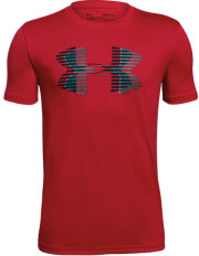 mployza under armour ua tech big logo solid s s shirt kokkini l photo