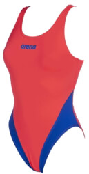 magio arena solid swim tech high one piece kokkino mple 38 photo