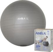 mpala gymnastikis amila gymball gkri 75 cm photo