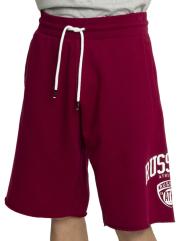 bermoyda russell athletic collegiate raw edge shorts byssini photo