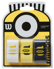 gkrip wilson minions overgrip 3 pack photo