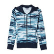 zaketa adidas performance essentials all over print hoodie thalassi mple photo