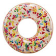 foyskoto stroma intex sprinkle donut tube photo