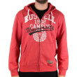 zaketa russell athletic zip hoody korali photo