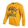 mployza russell athletic badged crewneck sweatshirt moystardi photo