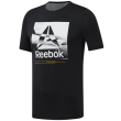 mployza reebok sport workout ready activchill graphic tee mayri photo
