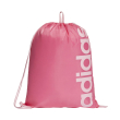 sakidio adidas sport inspired linear core gym bag roz photo