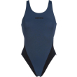 magio arena solid swim tech high one piece mple mayro photo