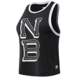 fanelaki new balance printed fast flight tank mayro photo