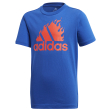 mployza adidas performance graphic tee mple kokkini photo