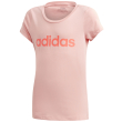 mployza adidas performance essentials linear tee roz photo