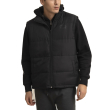 amaniko mpoyfan russell athletic gilet with concealed hood mayro photo