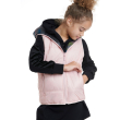 amaniko mpoyfan bodytalk hooded jacket roz photo