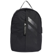 tsanta platis adidas performance classic 3 stripes at side backpack mayri photo