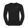 isothermiki mployza odlo active warm eco long sleeve baselayer top mayri photo