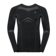isothermiki mployza odlo performance evolution warm long sleeve baselayer top mayro gkri photo