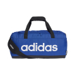 sakos adidas performance linear logo duffel bag mple roya photo