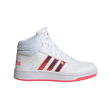papoytsi adidas performance hoops 20 mid leyko roz uk 55 eu 38 2 3 photo