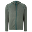 zaketa o neill epidote fz hooded fleece prasini photo