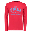 mployza o neill uni outdoor long sleeve t shirt kokkini photo