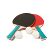set ping pong upower 2 raketes 3 mpalakia photo