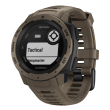 rolo gps garmin instinct tactical coyote tan photo