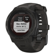 rolo gps garmin instinct solar graphite photo