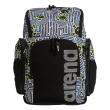 sakidio arena team backpack 45 allover crazy labyrinth mayro photo