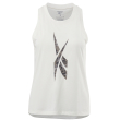 fanelaki reebok sport modern safari big logo tank top leyko photo