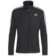 mpoyfan adidas performance marathon 3 stripes jacket mayro photo