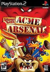 looney tunes acme arsenal photo