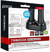 speedlink sl 4312 bk docking station twindock ps3 move photo