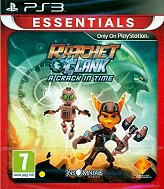ratchet clank a crack in time essentials photo